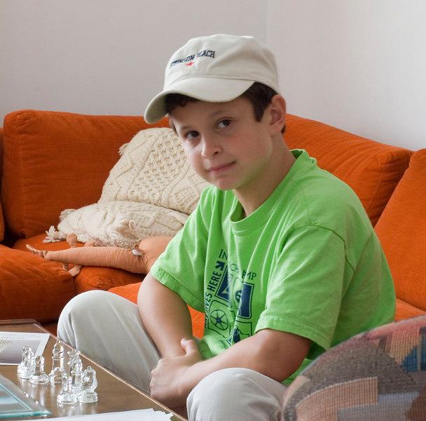 Elisha, Rosh Hashanah 2007