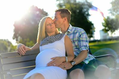 Andrea and Jason's Maternity Photos