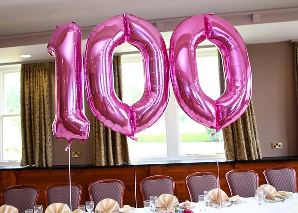 Annie's 100th Birthday