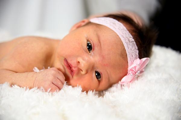 Baby Savannah Rose Lee