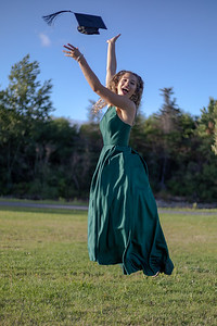 2020 Grace Rose Grad shoot