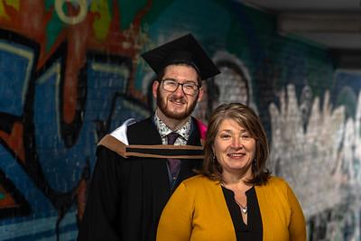 Evan Foote MBA Grad Shoot Christine Foote, Alana Loveys