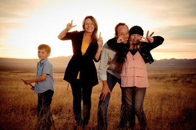 Creative Family Photos