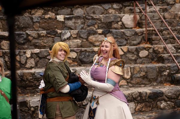 Zelda Castle