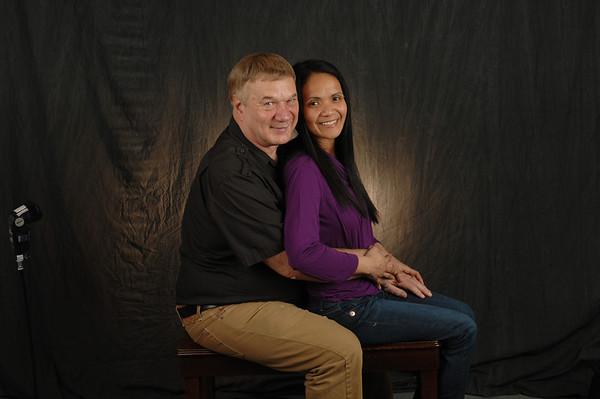 Mardis and Lora, February 09, 2010
