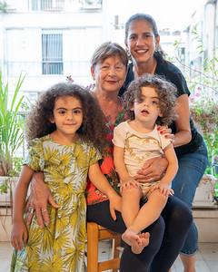 Rubin family israel-00198