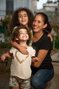 Rubin family israel-00167