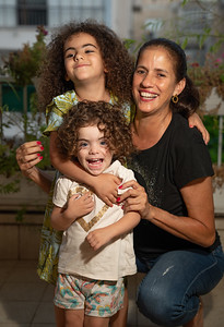 Rubin family israel-00173