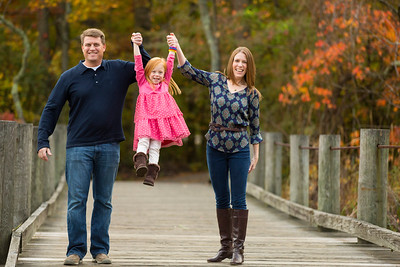 Isla, Stephanie & Mike -- October 24, 2015