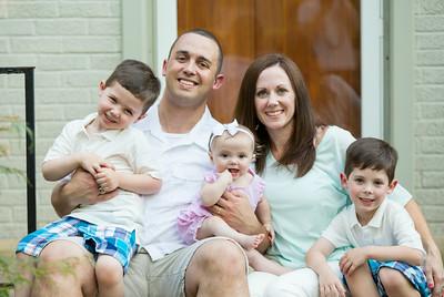 Kate, Roger, Elliott, Alison & Phil -- June 30, 2014