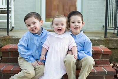 Kate, Roger, Elliott & Alison -- December 7, 2014