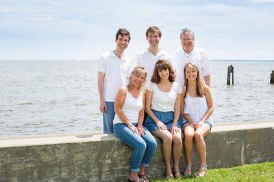 The Hearns!  Summer 2014