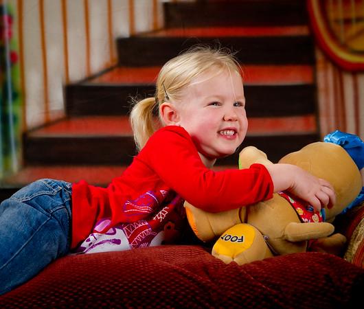 Beautiful smile -  taken in Silvergrove area and in TeeWayne Photography's studio.