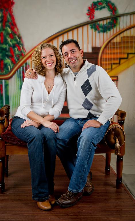 Prevost Family taken in Silvergrove area and in TeeWayne Photography's studio.