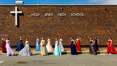 Camryn Abbot - Holy Spirit Grad 2020