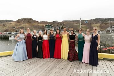Sarah Hiscock Graduation Home  Glacier  O'Donel High School Coffee Matters Sheraton Hotel Quidi Vidi 2017 O'Donel High School Graduation Glacier Arena Mount Pearl, NL