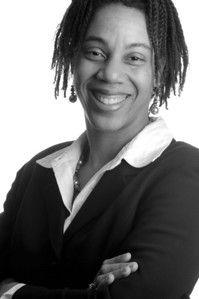 Lisa Fairfax, Professor at university of maryland school of law. 3-30-09.  Maximilian Franz\The Daily Record. Credit- The Daily Record