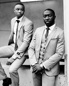 Jermaine & Caleb
