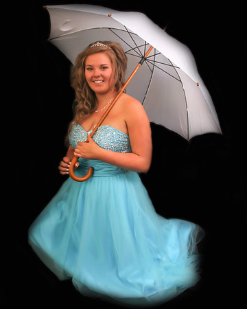 Jodie Armstrong Prom Shoot