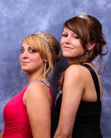 Jodie & Hayley Prom Shoot