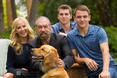 John Paul Dejoria Family