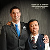 Missionaries serving in La Sierra Ward, January 17, 2010, Elders Takahashi and Ellis -- Photo by Robert McClintock (c) 2010 by Robert McClintock --