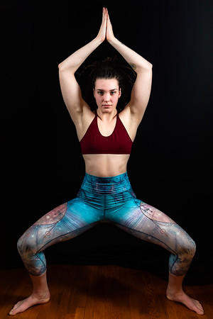 Sarah Hiscock Athletic Portraits