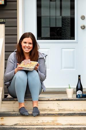 Natalie's 24th Socially Distanced Birthday