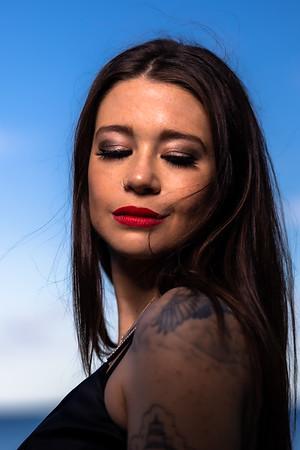 Flatrock Photo Shoot with Candy Kavanagh