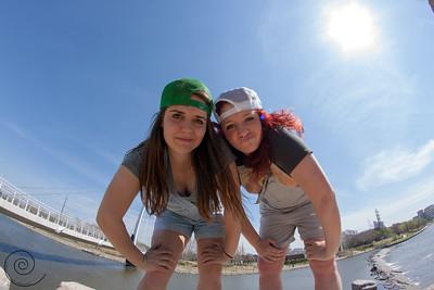 Andie & Katelyn