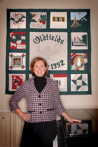 11.02.10 Baltimore, MD. Amy Askew, Attorney with Kramon & Graham, P.A., Portraits at Oldfields School in Baltimore, County. (Maximilian Franz/ The Daily Record)