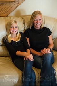 Megan & Jan Vetter. Fort Jennings, Ohio Sep 2012