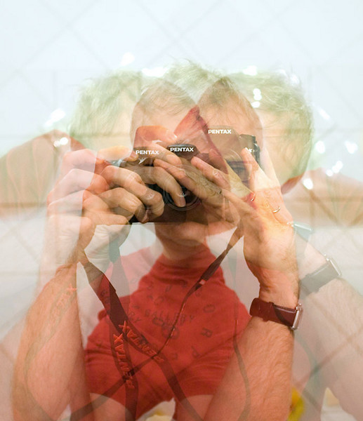 Multiple Exposure with a Pentax K10D