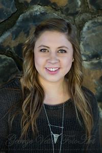 Kristee Vetter. High School Graduation. Cannon Beach, OR. Nov 2012