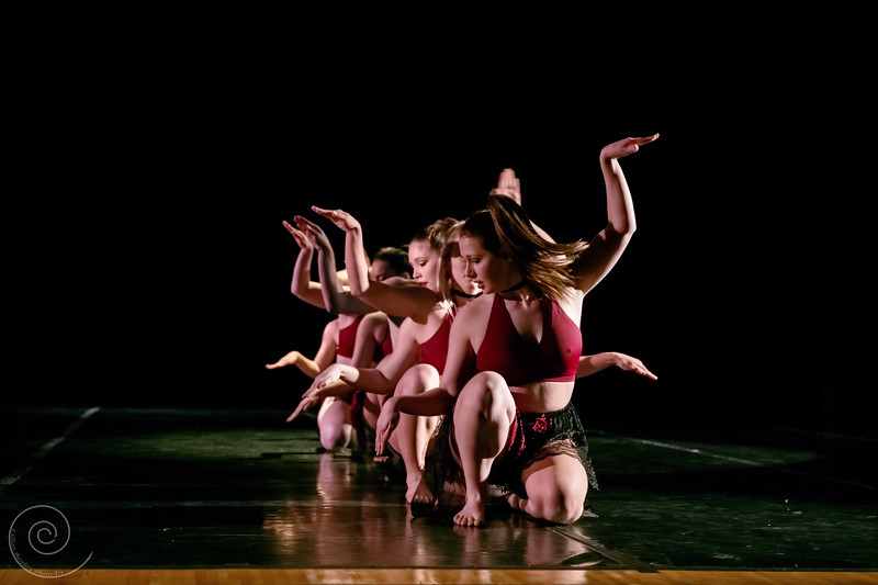 Mid-America Dance Theatre Student Choreography Showcase 2017