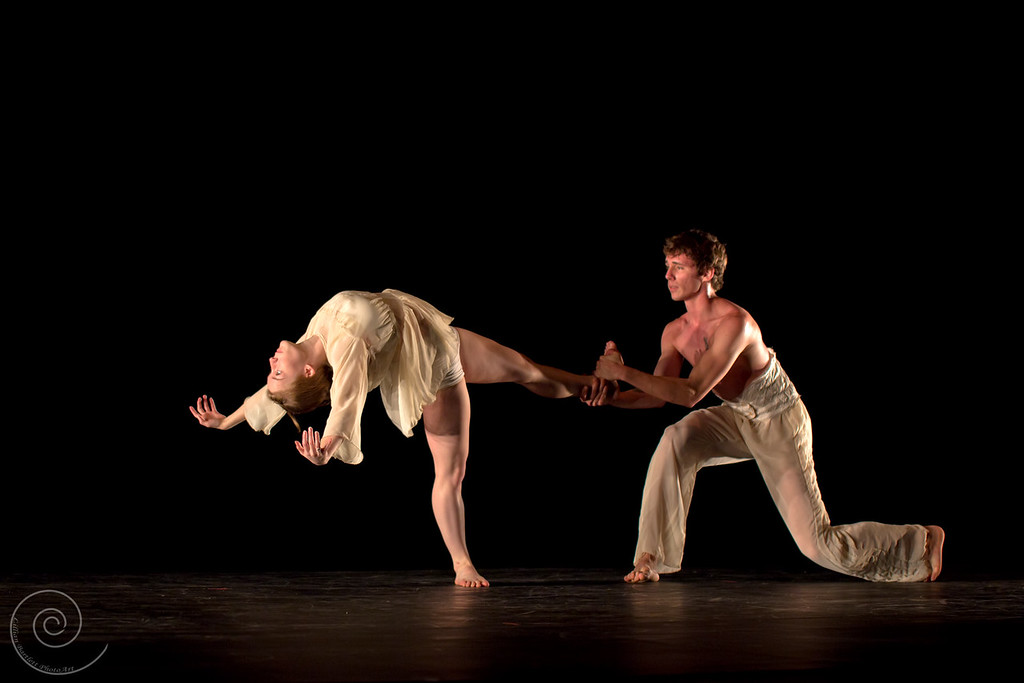 With All My Imperfections On My Head, Choreographed by Rachel Boyajian
