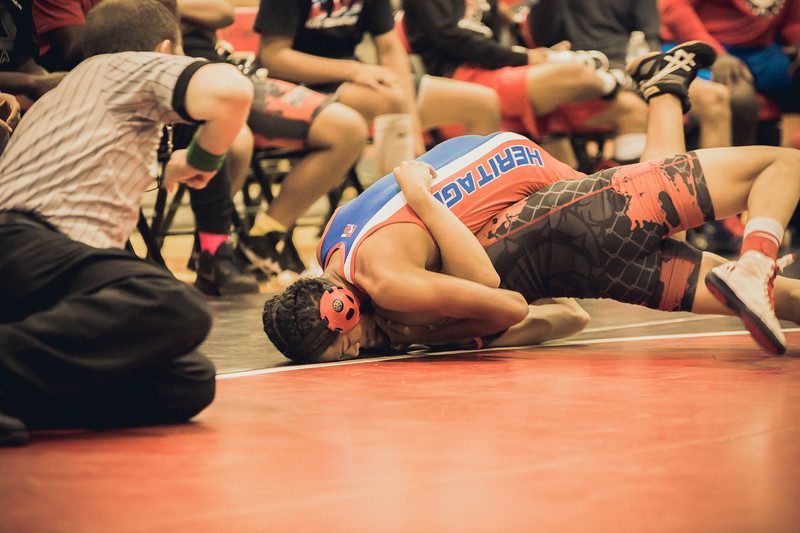 HHS Wrestling 11-10-17 -11