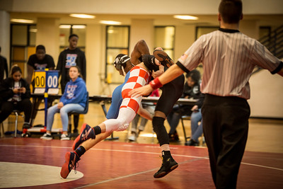 HHS Wrestling 11 26-17