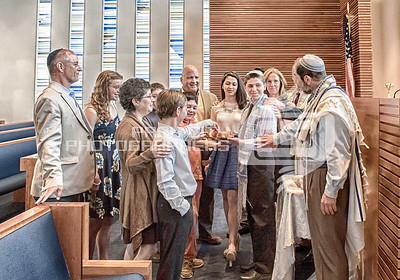 Blessing of the bread...