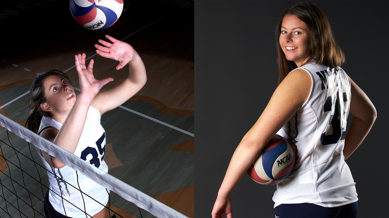 TAYLOR NELSON, USA Volleyball Collegiate National Team