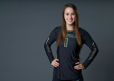 SHANNON FOUTS, Cal Poly Volleyball