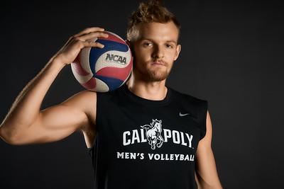 CONNOR JORDAN, Cal Poly Men's Volleyball Club