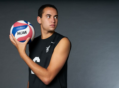 ADRIAN WILLIAMS, Cal Poly Men's Volleyball Club