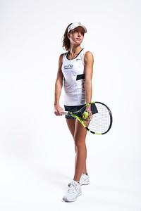 CÉLINE GRUAZ, Cal Poly Women's Tennis