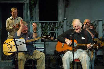 Sandcastle Concert at Coaster Theatre. Jay Speakman, Paul Dueber, Bill Steidel