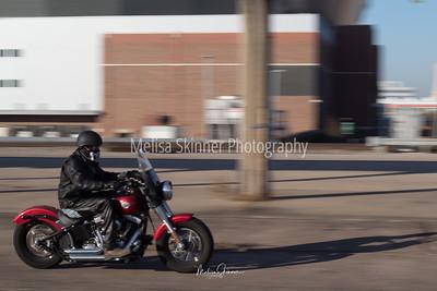 Scott's Motorcycle Shoot