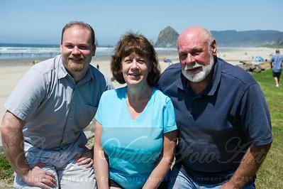 Waylon, Libby & Barry Brunette