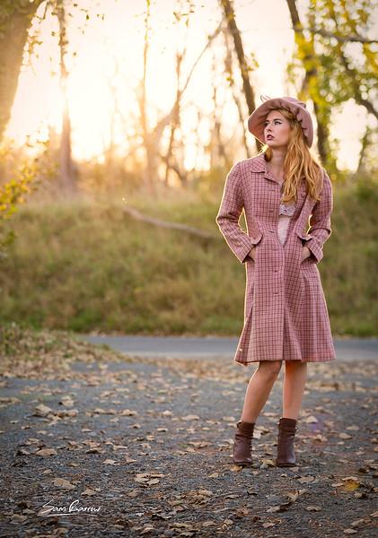Model: Leah Perriam