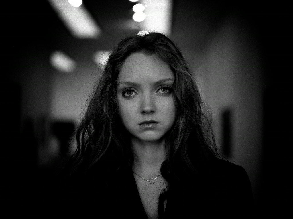 Lily Cole London 2009.