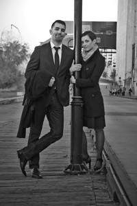 Lori Anne & Sandor